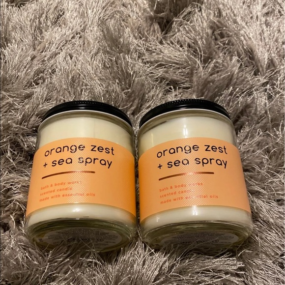 Bath and Body Works Single Wick Candles